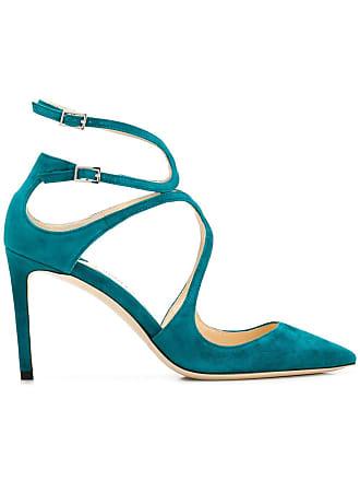 Jimmy Choo London Sapato Lancer - Azul
