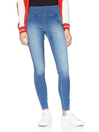 0b9bbf02d30de3 Pieces Womens Pchigh Shape-up C145 Jeggings Mb Tb Skinny Jeans, Blue (Medium