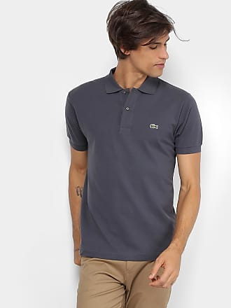 Lacoste Camisa Polo Lacoste Piquet Original Masculina - Masculino c24fb9d7a7