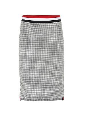 Thom Browne Tweed pencil skirt