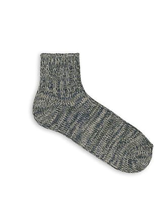 Thunders Love BLEND COLLECTION Green Ankle Socks