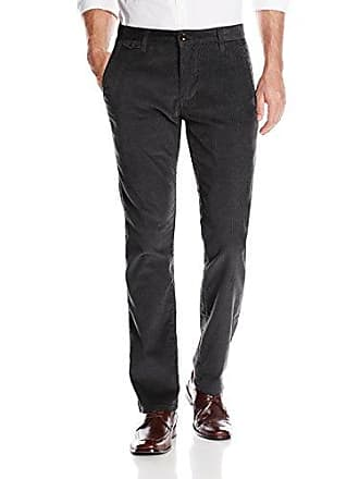 Dockers Mens Field Khaki Straight Fit Flat Front Pant, Grey/Blue - discontinued, 38W x 29L
