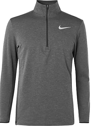 f97174969 Nike Element Therma-sphere Dri-fit Half-zip Top - Charcoal