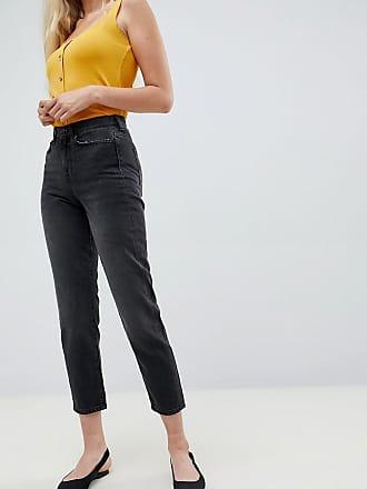 Vero Moda straight leg jeans - Gray