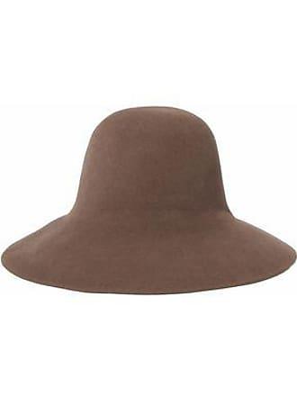 Maison Michel Maison Michel Woman Felt Hat Brown Size L