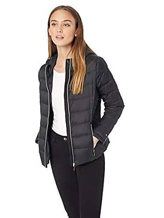 789e89d9d2c0 Tommy Hilfiger Womens Short Packable Down Jacket with Hood