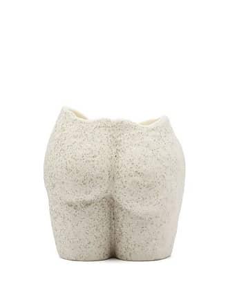 Anissa Kermiche Popotin Ceramic Vase - Grey