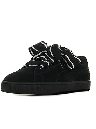 online retailer cfb9a fea2c Puma Suede Heart Satin II Wns