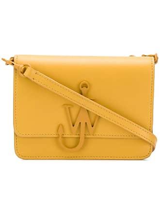 0110b176e294 J.W.Anderson Borsa Anchor Logo colore giallo - Di Colore Giallo