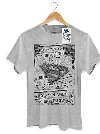 DC Comics Camiseta Superman Planeta Diário