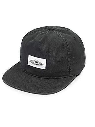 97b5732d9087dd Volcom Mens Cycle Stone Five Panel Snapback Hat, Black ONE Size FITS All