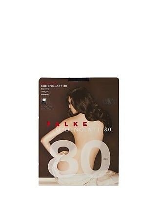 Falke Seidenglatt 80 Denier Tights - Womens - Black