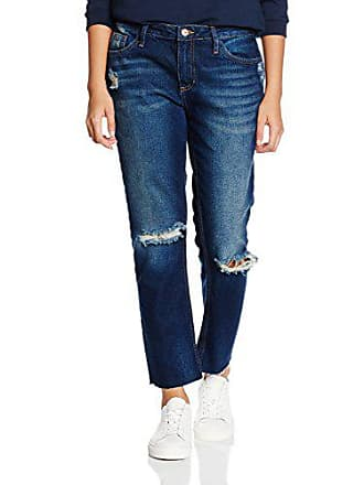 New Look Petite Petite Stella Turn Up, Jeans Femme, Bleu (Blue Pattern) 56061aad9016