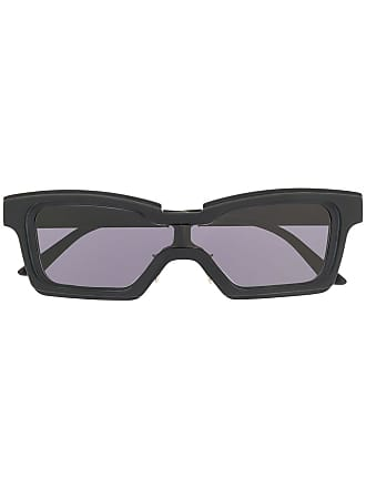 Kuboraum rectangular sunglasses - Preto