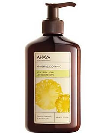Ahava Mineral Botanic Tropical Pineapple & White Peach Body Lotion 400 ml