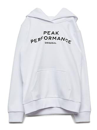 7f18e3fe Peak Performance Jr Orig H Hoodie Vit PEAK PERFORMANCE