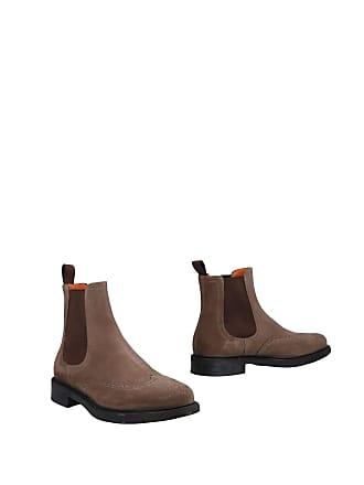 Santoni FOOTWEAR - Ankle boots su YOOX.COM