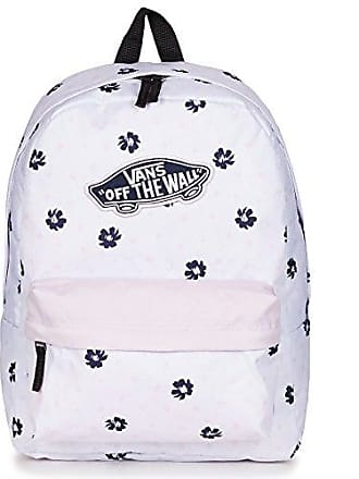 4720733b970bb Vans Realm Rugzak White Abstract