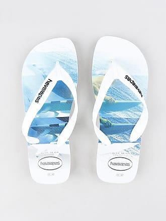 1ff9e0489 Havaianas Chinelo Havaianas Masculino Estampado Surf Branco