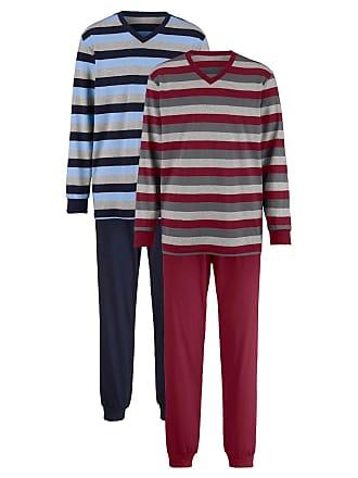 f76d43b78c0d81 G Gregory Pyjamas G Gregory 1 x rood grijs