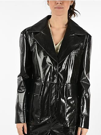 Drome Patent Leather Blazer size M
