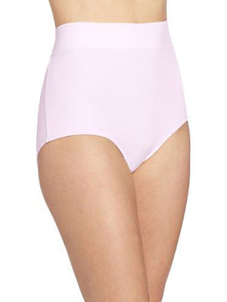 Warner's Womens No Pinching No Problems Modern Brief Panty, Light Pink, 7