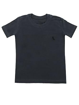 Reserva Mini Camiseta Reserva Mini Menino Liso Grafite