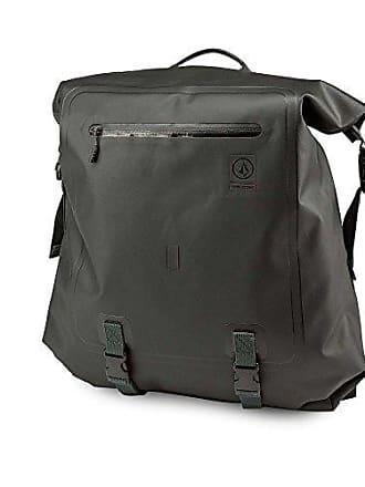 Volcom Mens Mod Tech Waterproof Dry Backpack Bag, black Combo, One Size