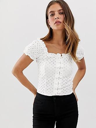 Tops New Look : Achetez jusqu\'à −82%   Stylight