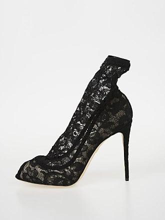 eaf6c5eccb8 Dolce   Gabbana 11cm Laced BETTE Boots Decolletes size 40