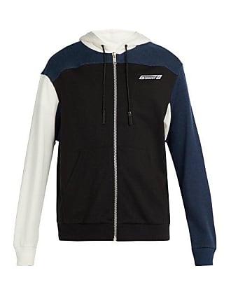 c58fb09cfc7d Givenchy Hooded Cotton Track Jacket - Mens - Black