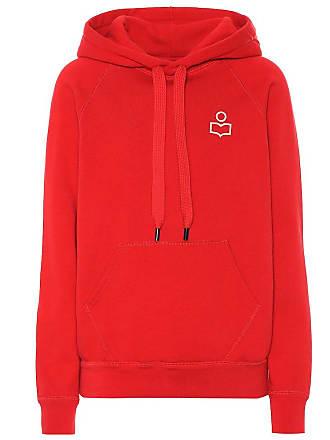 Isabel Marant Malibu cotton-blend jersey hoodie