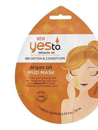 Yes To Charcoal Mud Mask, 0.33 Oz