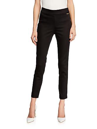 Iconic American Designer Cropped Skinny Leg Pants