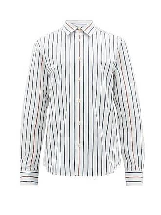 Paul Smith Multi Stripe Cotton Shirt - Mens - White