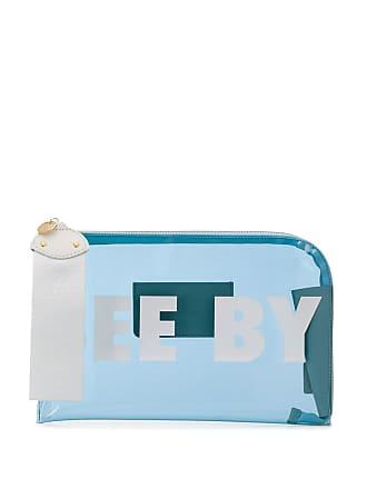See By Chloé Cutch com estampa de logo - Azul