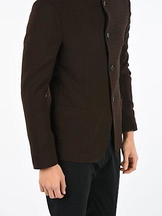 Armani COLLEZIONI virgin wool single breasted blazer size 50