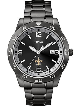 Timex Timex Watch Mens Acclaim New Orleans Saints Black Item TwzfsaiMMyz