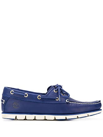 Timberland classic boat shoes - Blue