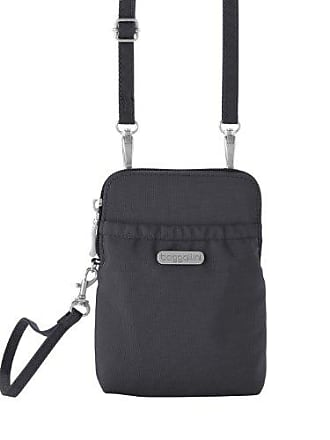Baggallini Bryant Pouch (Charcoal, Pack of 1)
