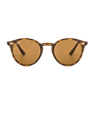 Ray-Ban Round Classic in Brown