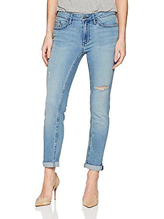 Calvin Klein Jeans Womens Slim Boyfriend Fit Denim Jean, Atlantic Blue, 27