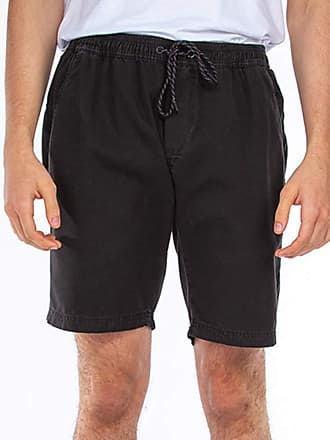 Lost Lazy Shorts Lost Party All Night - Preto - GG