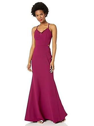 8fef1763d Speechless Juniors Full-Length Sweetheart Trumpet Dress, Bordeaux, 7