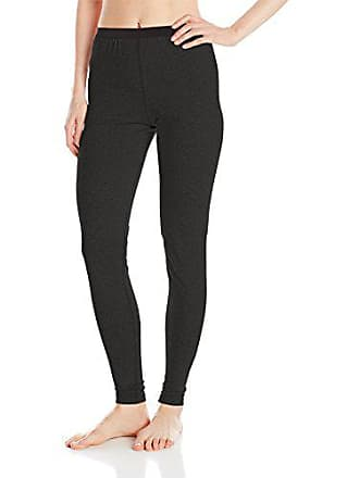c5dc19bd8f946 Fruit Of The Loom Womens Core Performance Thermal Bottom, Black Soot, Small