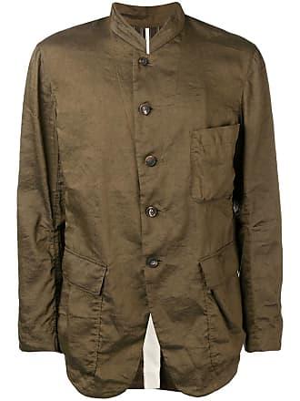 Ziggy Chen lightweight jacket - Brown