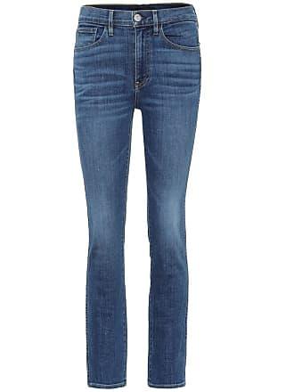 3x1 Stevie high-rise straight jeans