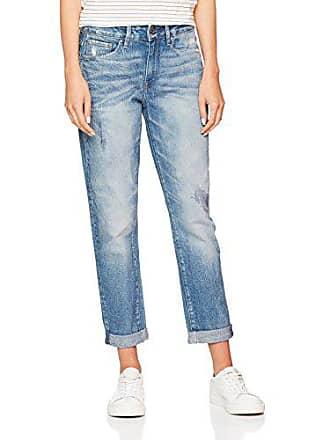 G Star Damen Jeans 5620 G Star Elwood STAQ 3D Mid Waist