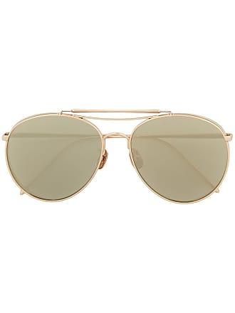 Gentle Monster Óculos de sol Big Bully 032(2M) - Dourado