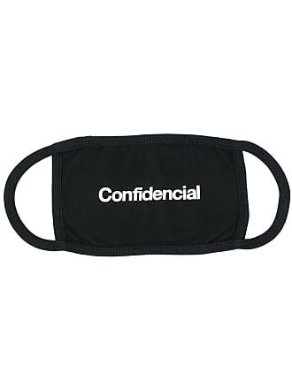 Marcelo Burlon Máscara Confidencial - Preto